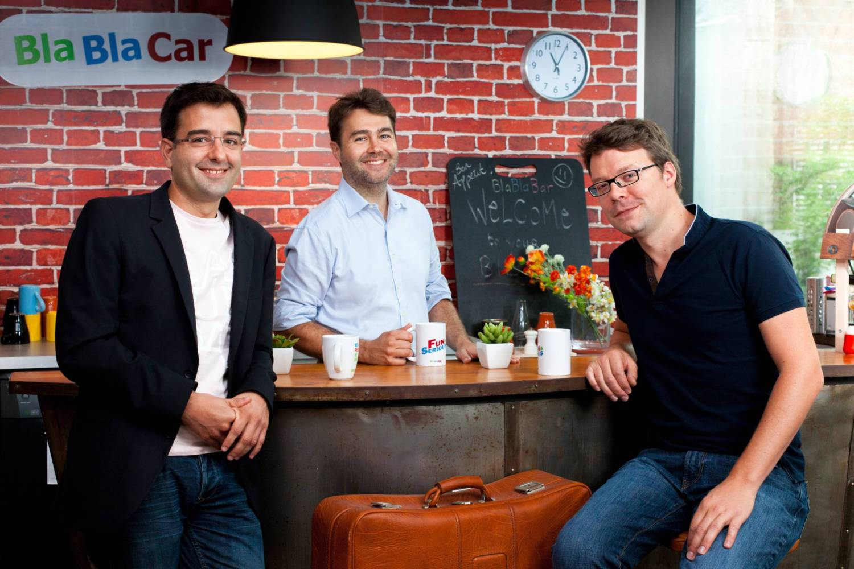 BlaBlaCar founder