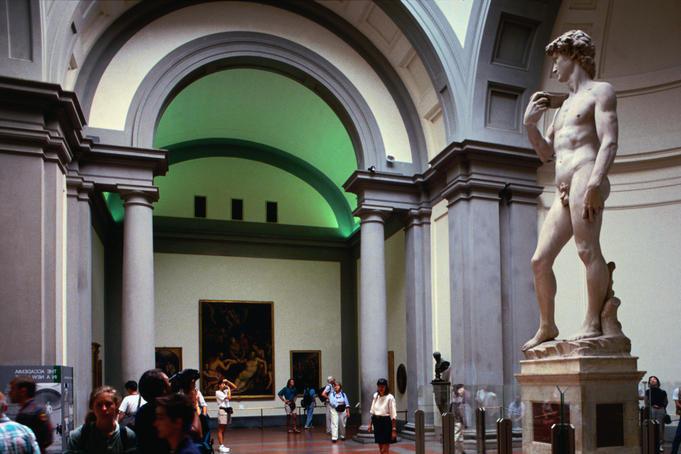 Le-Gallerie-dellAccademia-a-Firenze