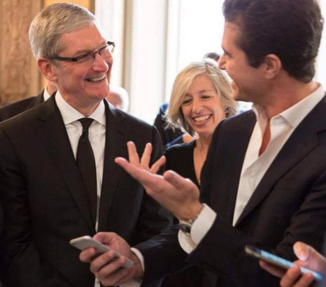 Tim Cook e Musement