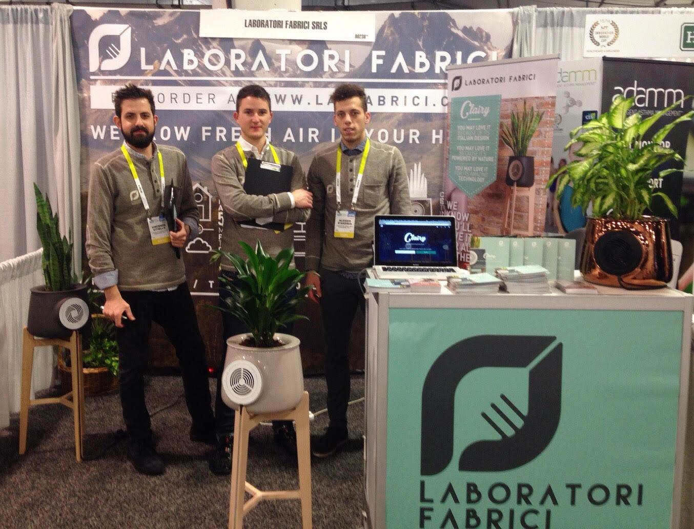 team laboratori fabrici
