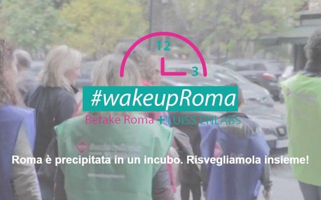 #wakeupRoma3