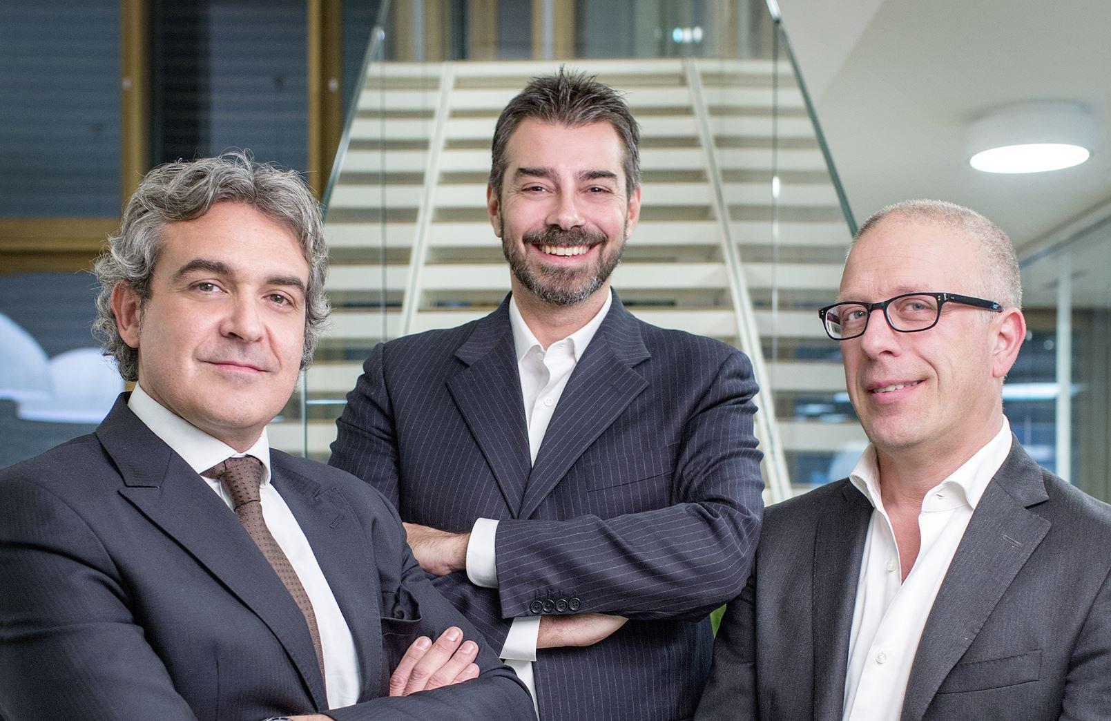 Next 14_Founders- Ferrari, Franciosa, Scortegagna