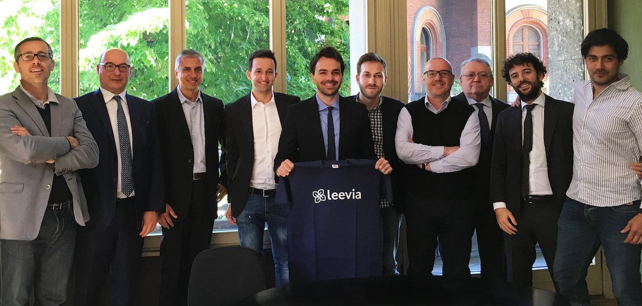 Round di finanziamento da 200.000 € per Leevia