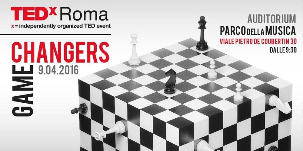 TEDXRoma 2016