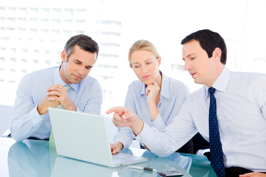 business-people-working-together