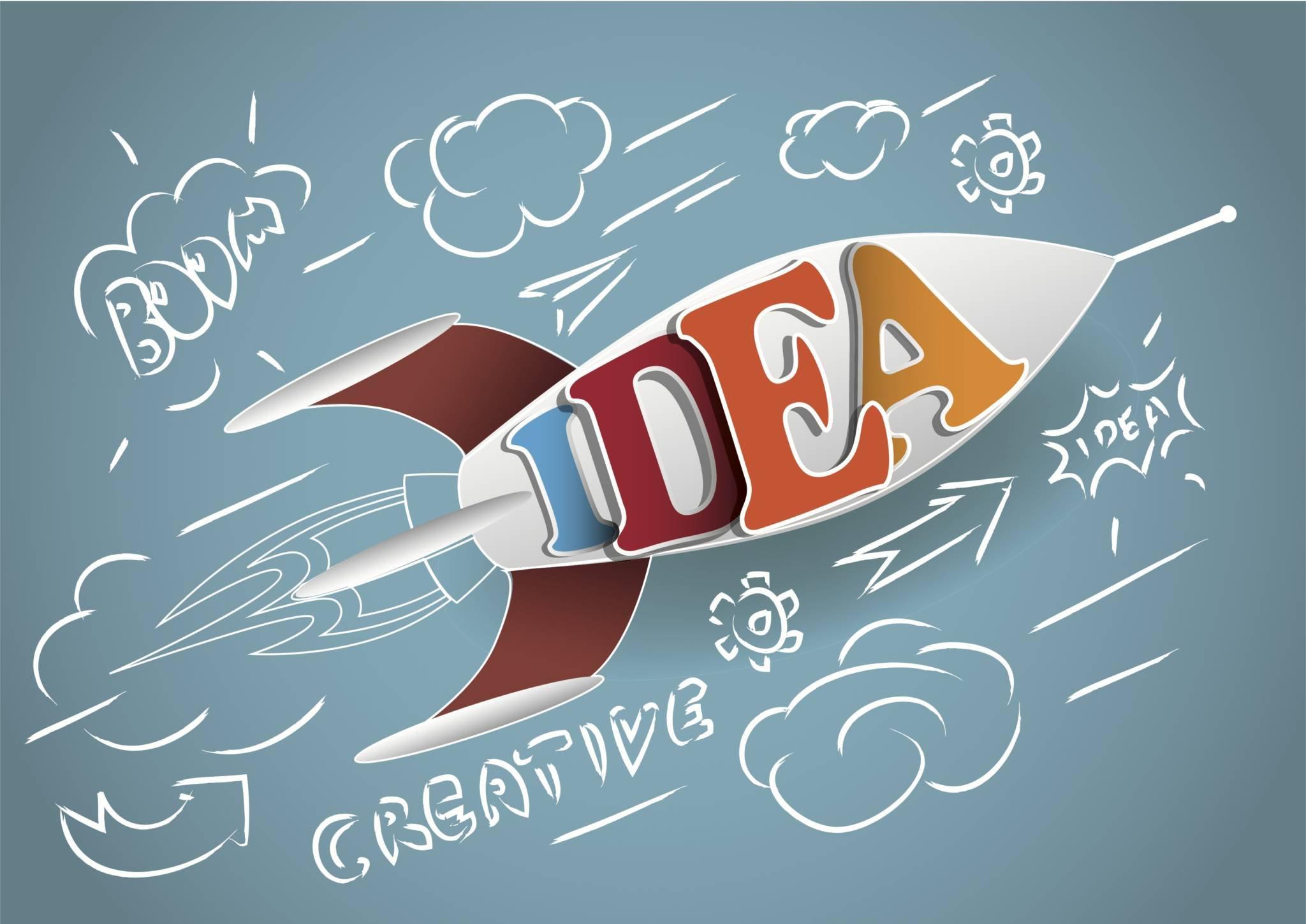 9 buone pratiche che aiutano ad avere una buona idea