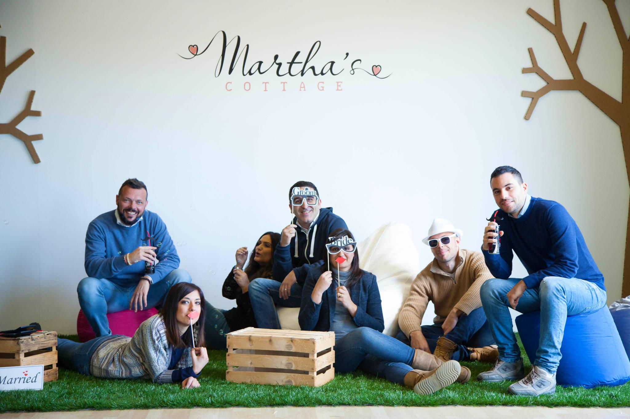 Martha's Cottage_Team