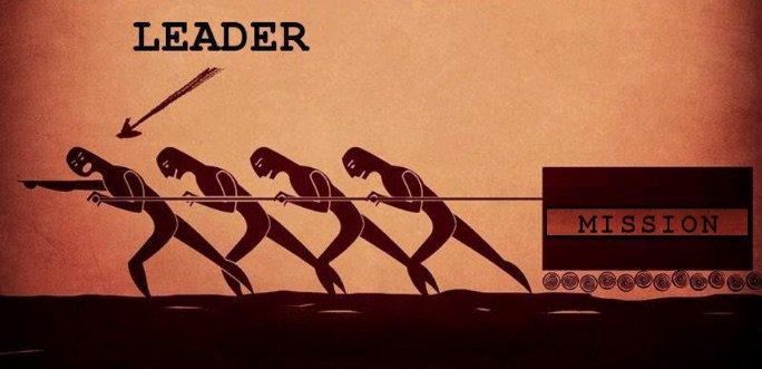 Le caratteristiche che differenziano un vero leader da un manager qualsiasi