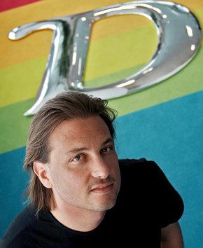 Paolo Barberis, presidente Dada