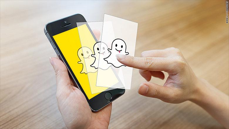 snapchat_smartphone
