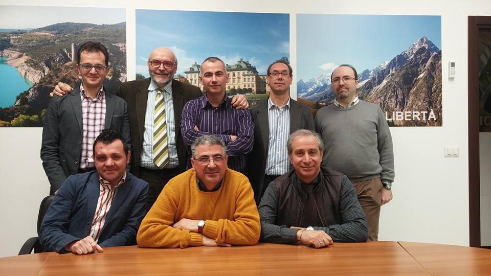 Il team di Neetra
