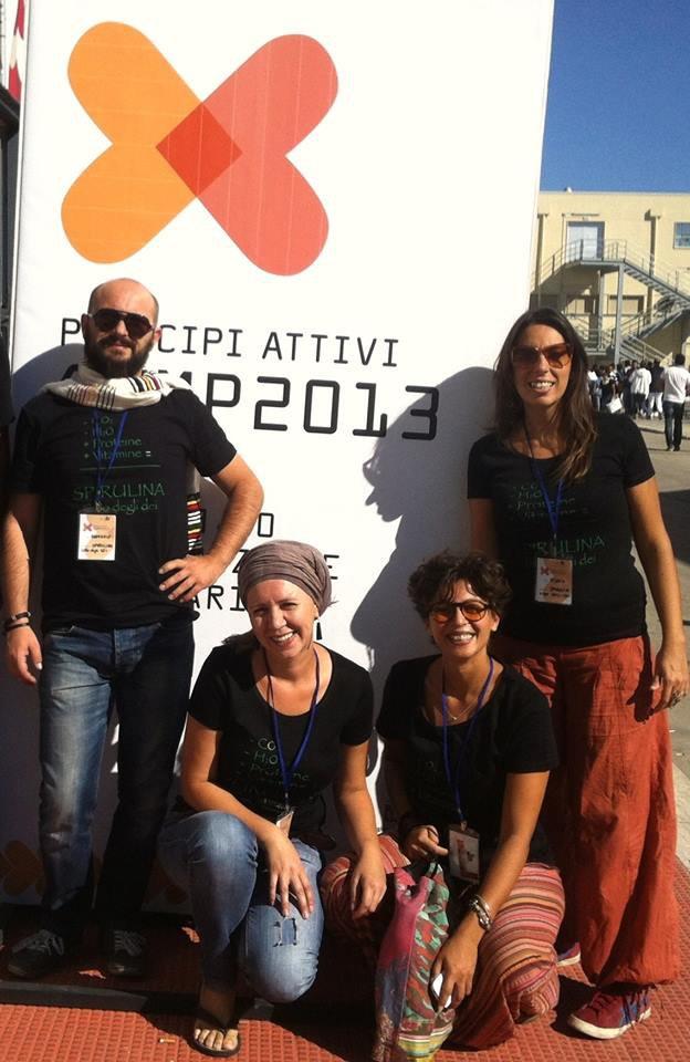 Il team di Apulia Kundi