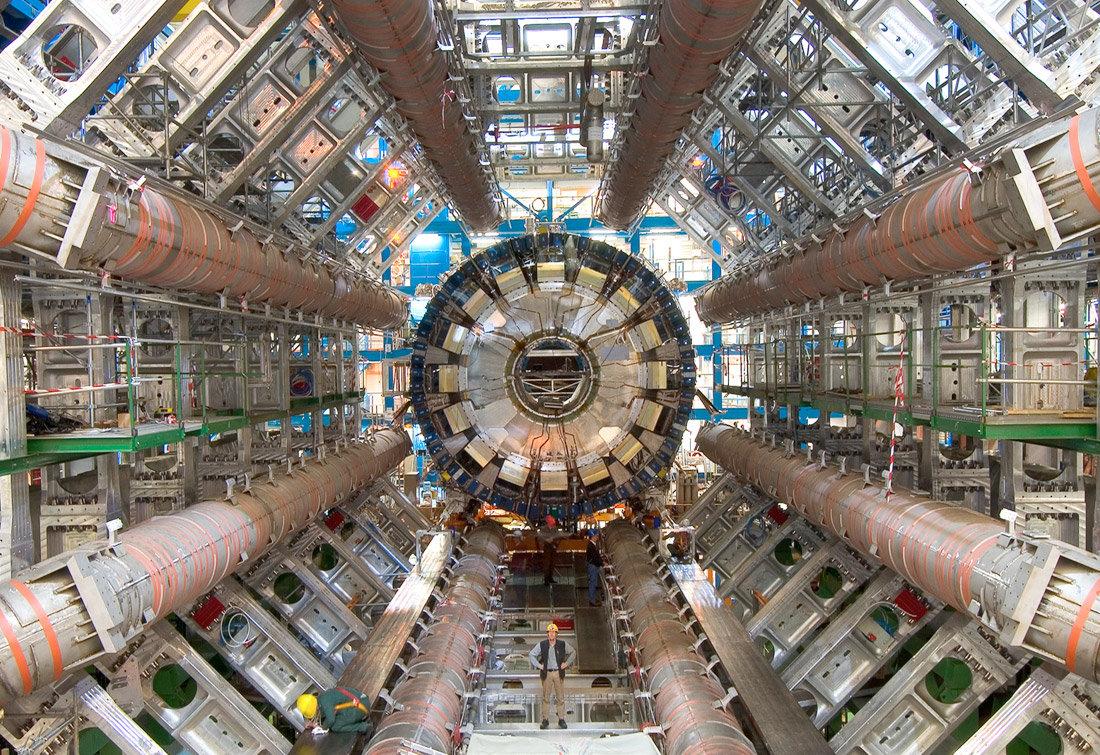 Neetra al CERN