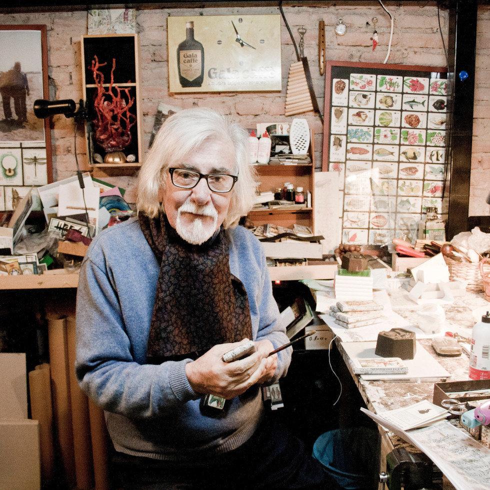 Un artigiano della rete di Italian Stories