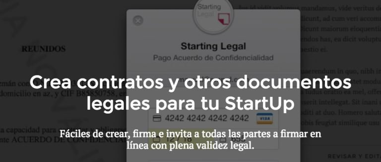 starting legal