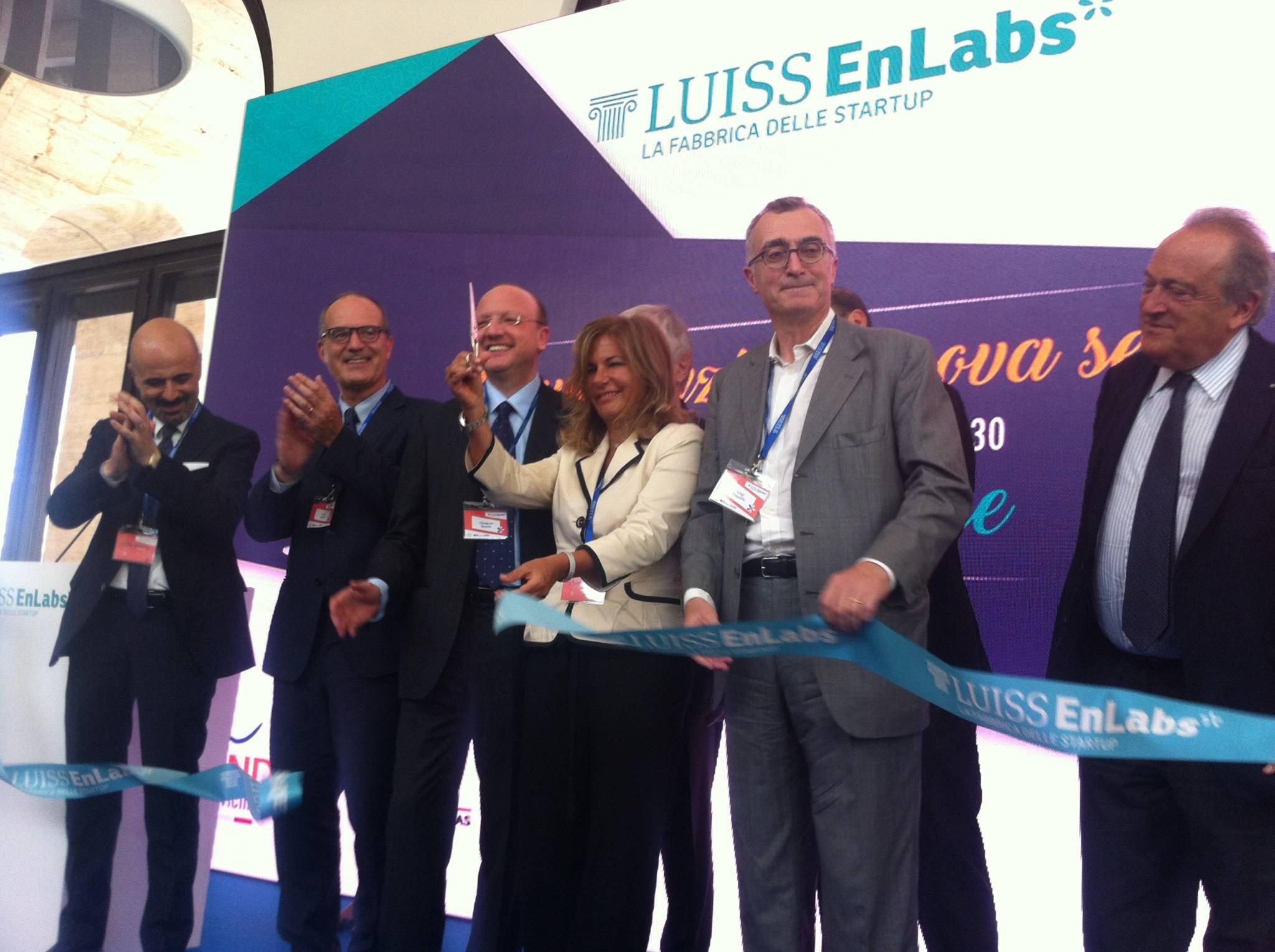 nuova sede di Luiss Enlabs
