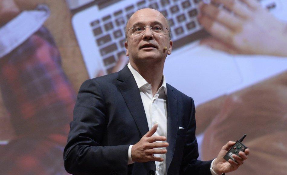 Agostino Santoni, amministratore delegato Cisco Italia