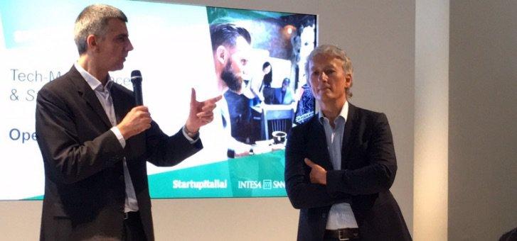 Adriano Meloni, assessore alle startup Roma