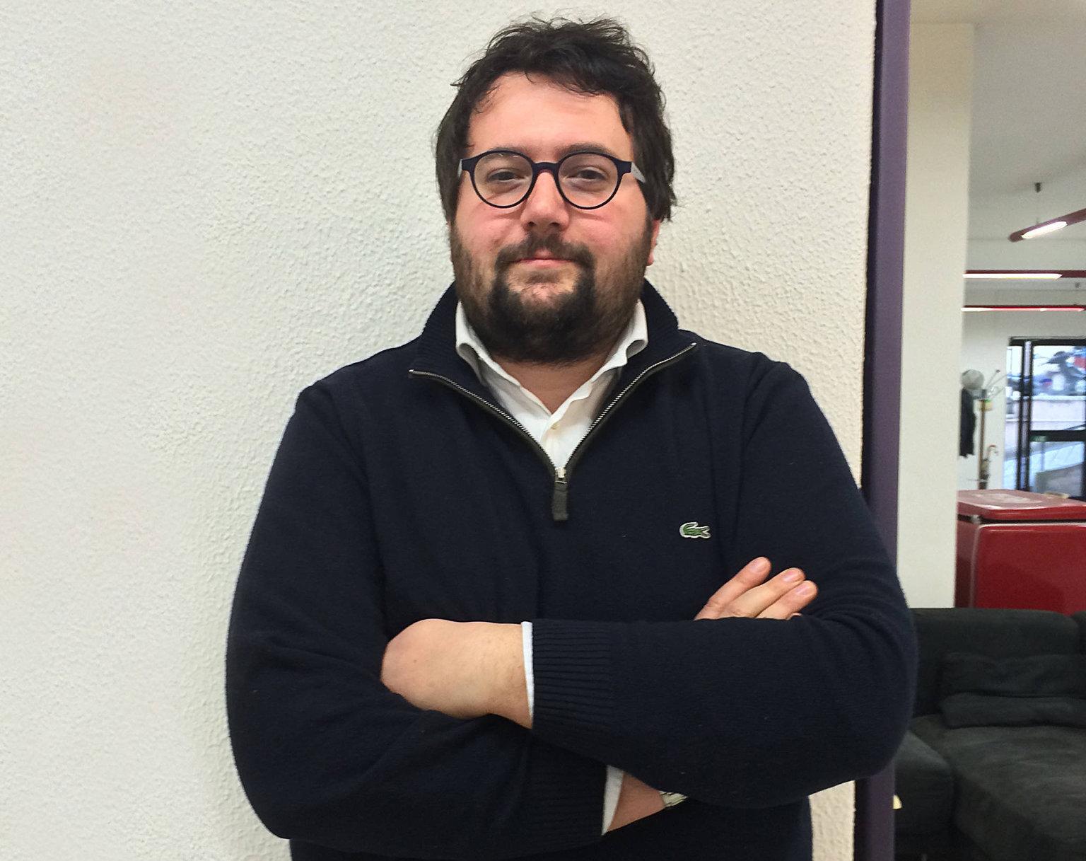 Enrico Pandian