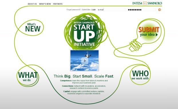 Intesa Sanpaolo - startupinitiative