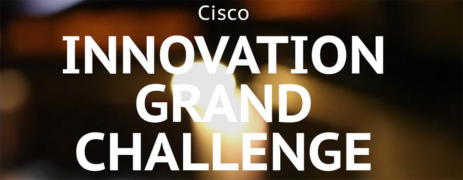 Cisco Innovation Grand Challenge