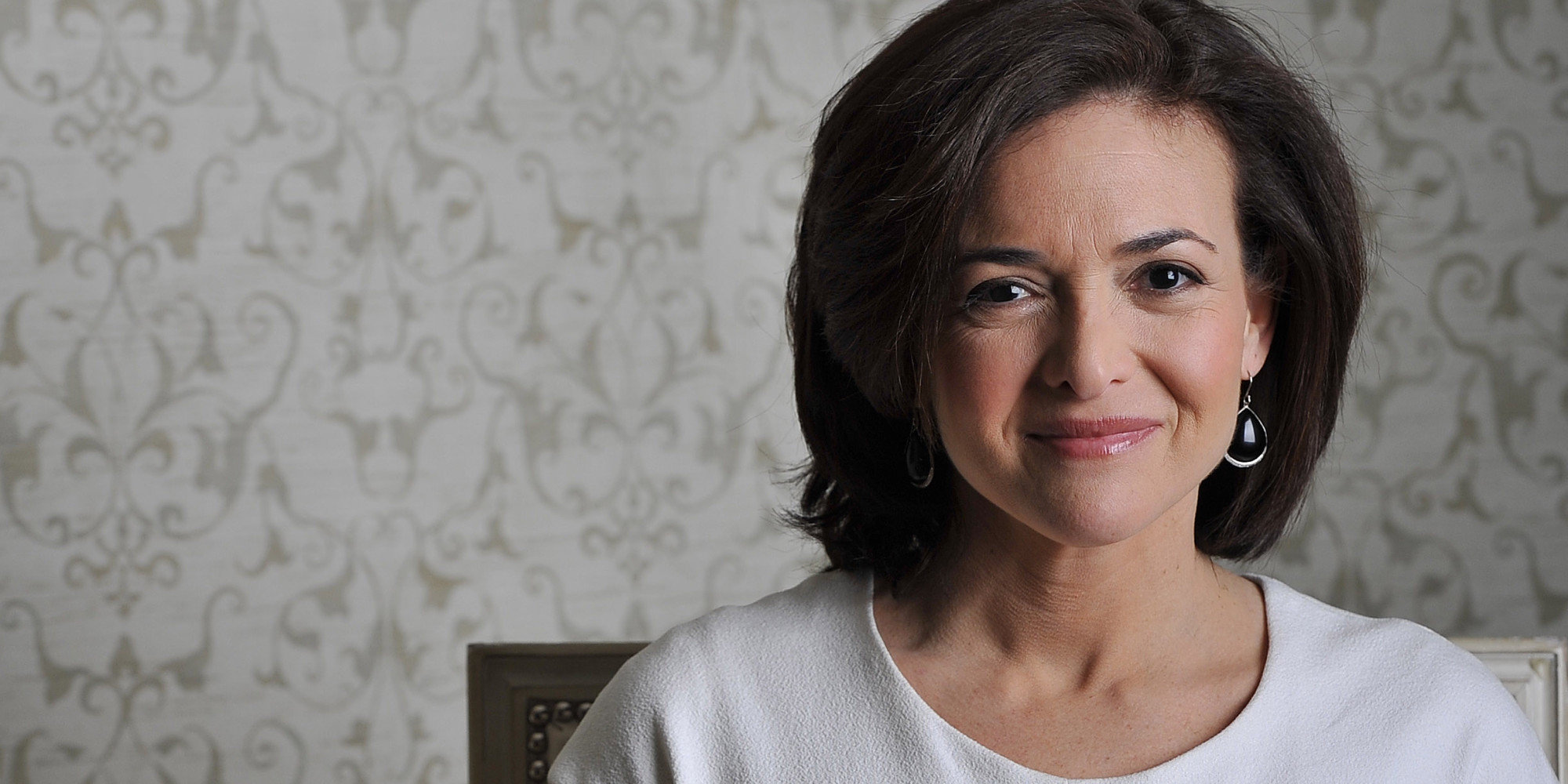 "WASHINGTON, DC - MARCH 14: Sheryl Sandberg, who is the COO of Facebook and the author of ""Lean In: Women, Work, and the Will to Lead"" poses for a portrait at the Willard InterContinental Washington on Thursday March 14, 2013 in Washington, DC. (Photo by Matt McClain for The Washington Post via Getty Images)"