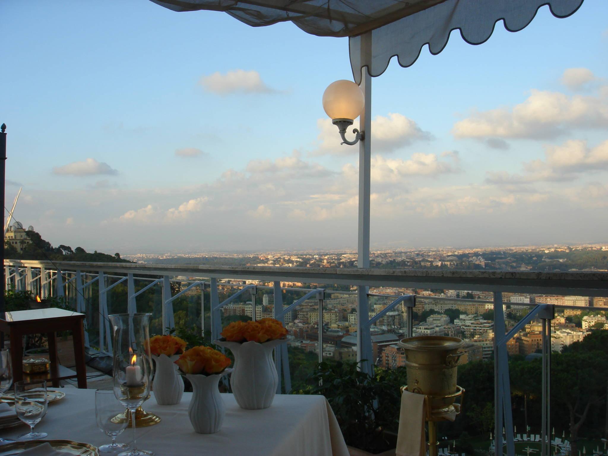 I 10 migliori ristoranti di lusso secondo tripadvisor for La pergola rome