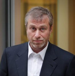 Roman Abramovich And Boris Berezovsky at The High Court on October 4, 2011 in London, England. Mr Berezovsky is alleging a breach of contract over businnes deals with Mr Abramovich and is claiming more than £3.2bn in damages.