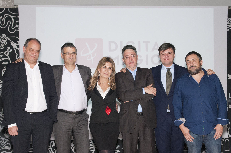 Il team di Digital Magics