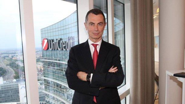 Jean Pierre Mustier, amministratore delegato Unicredit