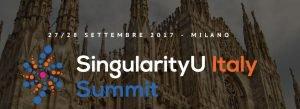 SingularityU Italy Summit 2017
