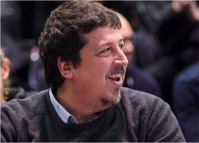 Gianmarco Carnovale, presidente Roma Startup