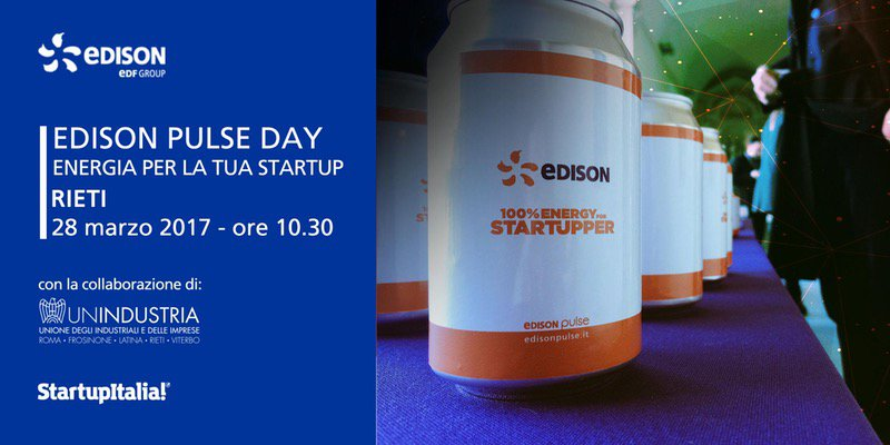 Edison Pulse Day