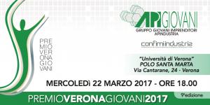 Premio Verona Giovani 2017