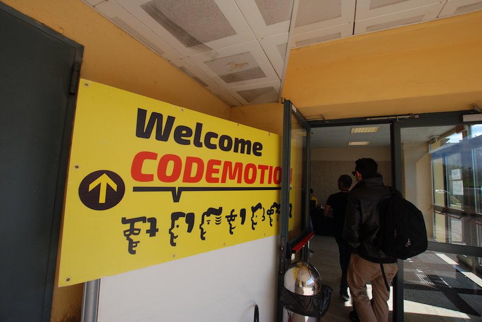 Codemotion Rome