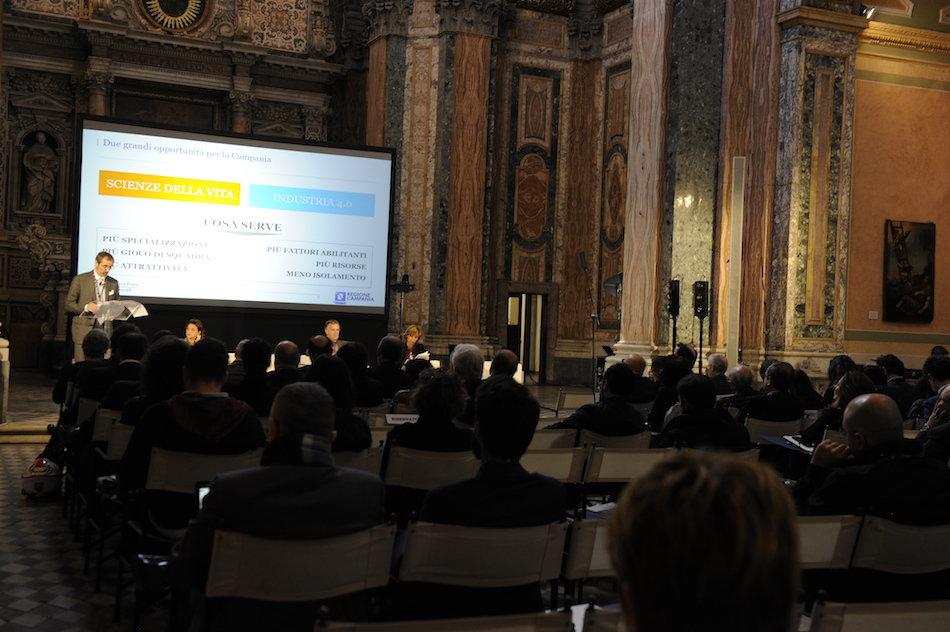 Technology Forum Campania