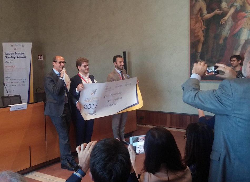 Italian Master Startup Award