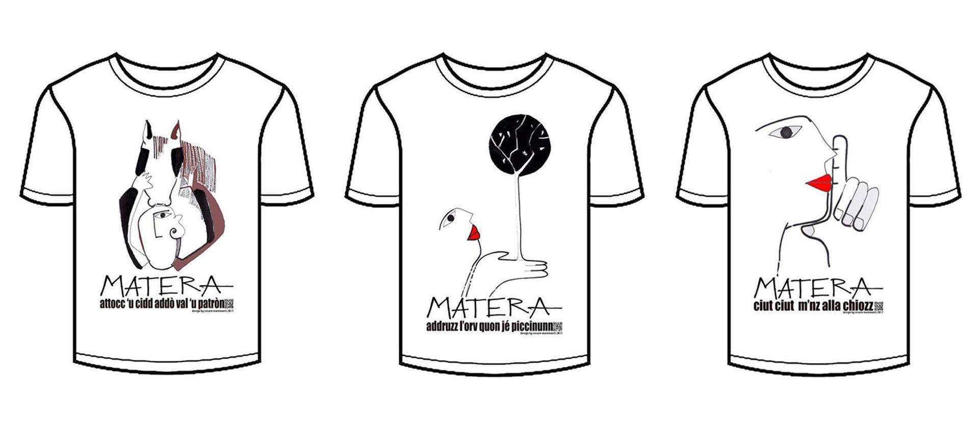 T-shirt T-ciut