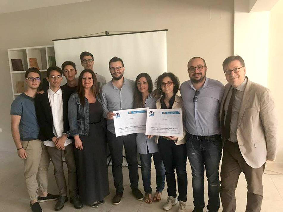 Puglia Startup Pitch Session