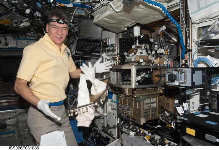 ISS, navicella spaziale