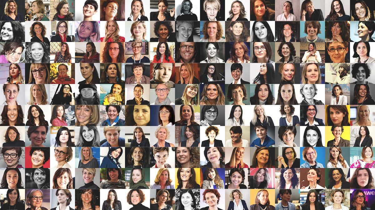 Quando l innovazione è donna  150 profili al femminile da seguire ... 777c7fa3a83ae