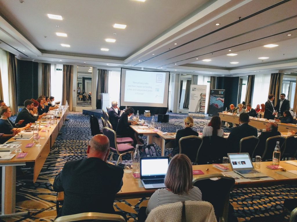 Evento su ePrivacy Regulation e stampa