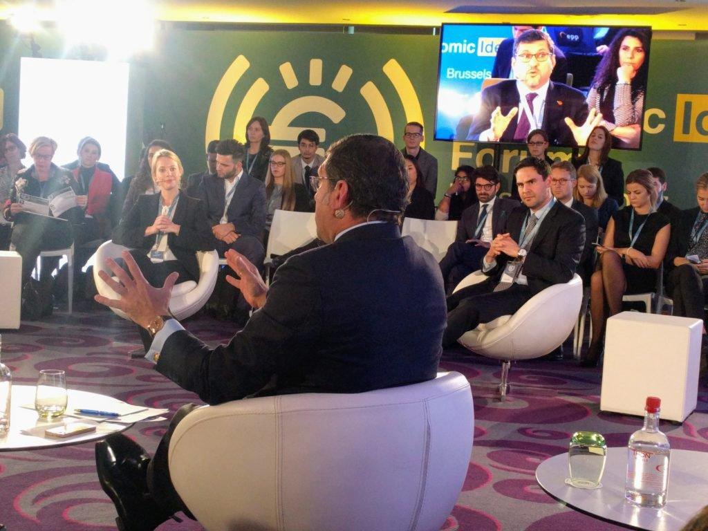 Thomas Spiller - Walt Disney | Economic Ideas Forum