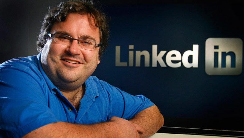 LinkedIn Reid Hoffman