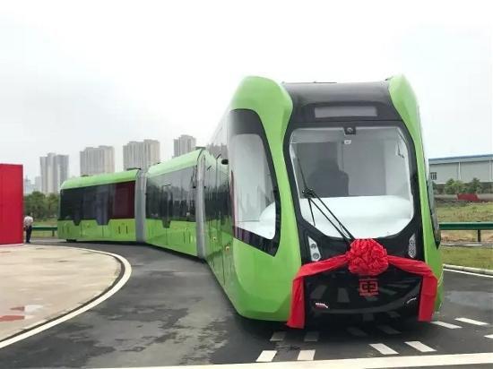 Tram driverless