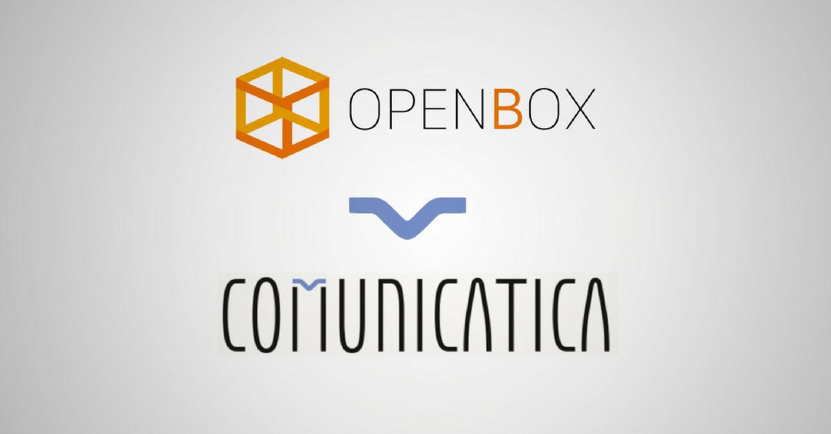Comunicatica si fa grande: sinergia con Open-Box - Startupitalia