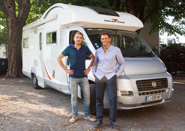 Vacanza on the road con Yescapa, la piattaforma per condividere il camper
