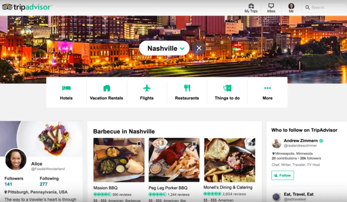 Nashville incontri idee