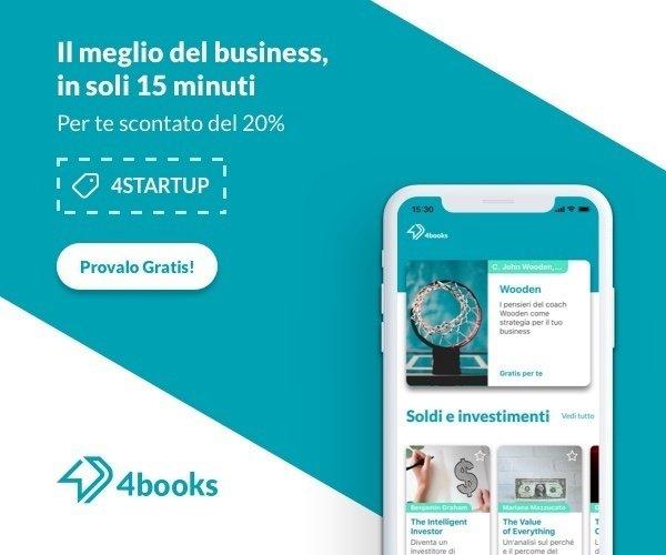 4books e StartupItalia
