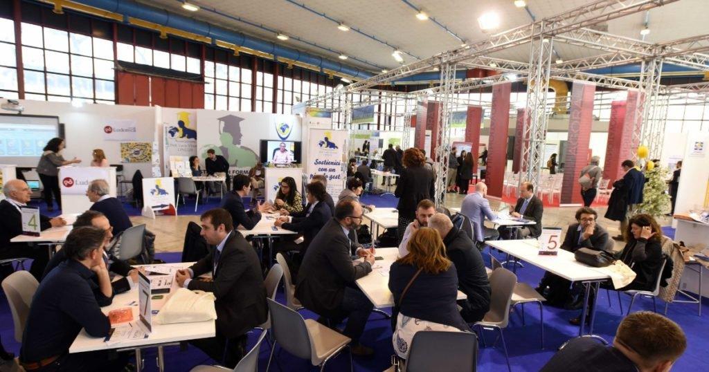 Brokerage event innovation village